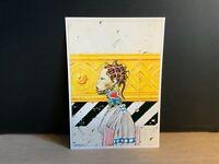 Carte postale La reine des finzi contini . LIBERATORE