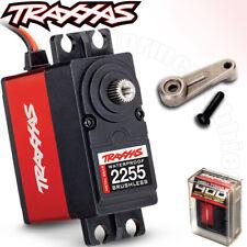Traxxas Digital High Torque 400 Brushless Metal Gear Servo 2255 + 8247X horn