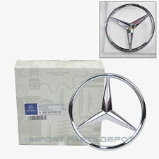 Mercedes-Benz Front Grill Star Emblem Genuine Original OE 2070016