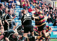"""Andrew Sheridan England 3 Apr 1999 Rugby Photograph 8"""" x 10"""" (20cm x 25cm)"""
