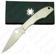 Spyderco GrassHopper Stainless Folding Knife C138P NEW