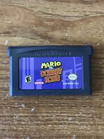Mario vs Donkey Kong GBA Game, Cartridge Only!