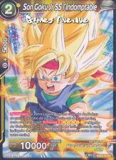 Dragon Ball Super Card Game ! Son Goku Jr SS l'Indomptable EX03-20 VF/COM