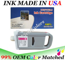 Adaptable ink Cartridge fits canon PFI-703 Magenta m Ink iPF 810 815 820 825 ink