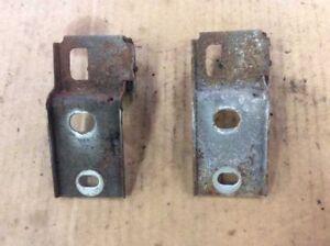 1997-2003 FORD E150 E250 E350 E450 A/C AC CONDENSER BRACKETS