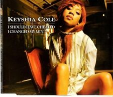 KEYSHIA COLE I should have cheated 4 TRACK CD  NEW - NOT SEALED