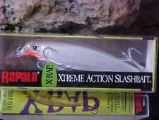 Rapala Salt/Freshwater X-Rap SXR10 GGH Suspending Slashbait in GLASS GHOST
