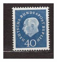 S31611) Germany 1959 MNH Definitives 1v 40pf