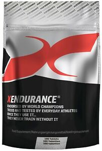 Xendurance Extreme Endurance Sports Supplement Tablets