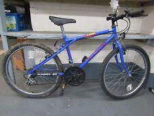 """HAWK TRACKATAK MOUNTAIN  Bike 15"""" FRAME 18 GEARS 24"""" WHEELS"""