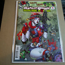 2016 DC Harley Quinn & Suicide Squad #1 Special Edition Comic NM+ JIM LEE cover