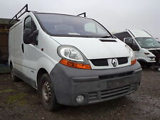 renault trafic BREAKING SPARES vivaro gearbox  VAN BREAKING CALL4PARTS  (WHEEL)