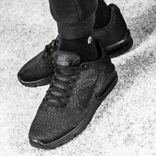 🔥 Nike Air Max Sequent 2   UK 10.5 EU 45.5 US 11.5   852461-015 Black 🔥
