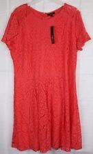 APT. 9 Orange Lace Size 14 Dress