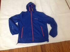 Polo Ralph Lauren Sport Men's Windbreaker Jacket Lightweight Hoodie Blue L NWT