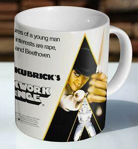 A Clockwork Orange Great Advertising Ceramic Coffee Mug - Cup