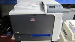 CC490A - HP LaserJet CP4025dn Printer - PAGE COUNT OF 2,150