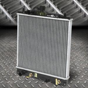 FOR 95-01 SUZUKI SWIFT/CHEVY METRO ALUMINUM CORE REPLACEMENT RADIATOR DPI-1732