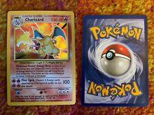Pokemon Cards Complete Base Set 1- Rare Near Mint Charizard, Venusaur, Blastoise