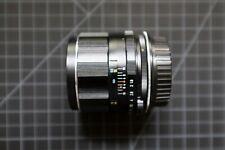 Fantastic Asahi Pentax 85mm f/1.9 Super-Takumar Lens with Ef Adapter