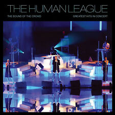 Human League Greatest Hits Live 2lp Vinyl & CD 2017