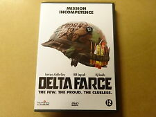 DVD / DELTA FARCE ( BILL ENGVALL, DJ QUALS... )