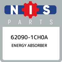 62090-1CH0A Nissan Energy absorber 620901CH0A, New Genuine OEM Part
