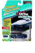 2018 Johnny Lightning Muscle Cars Usa Xtreme 90s Muscle #5 1999 Pontiac Firebird