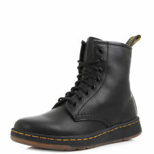 Dr. Martens Leather Lace Up Boots for Women