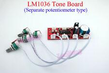 LM1036 Tone Board Separate Potentiometer Type Treble Bass Balance Volume Control