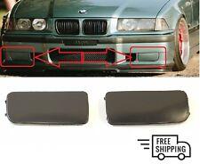 BMW 3-Series M3 E36 Fog Light Hole Cover Cap 1992-1998 LEFT+RIGHT 318i 325i 328I