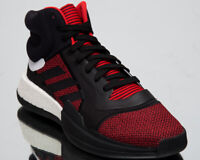adidas Marquee Boost Men's New Active Red Black Basketball Sneakers Shoes G27735