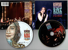 "CATHERINE RINGER ""Chante Les Rita Mitsouko"" (CD+DVD Digipack)"