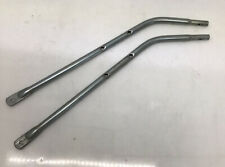 """Agri-Fab 45-03201 42"""" Replacement part Tubes, Upper Hopper (48466). Lot of 2"""