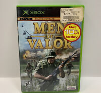 Men of Valor (Microsoft Xbox, 2004) Disc Only - Tested & Working