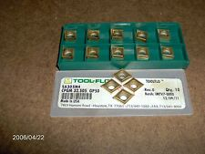 """CPGM 32.505, GR  GP50  """"TOOL-FLO """" TURNING/ FACING INSERTS,  14  PIECES"""