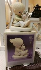 """**VINTAGE** 1996 Precious Moments Fig., """"You Can Always Count..."""", #526827, NIB"""