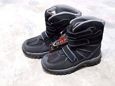 CHOKO Junior Ultra Snowmobile Boot, 94U3270-00-4, Junior 4, Black
