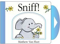 Sniff!: Mini Board Book by Matthew Van Fleet