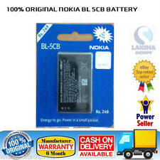 Original Nokia BL 5CB Battery 100,101,103,105,106,109,111,113,1616,1800,C1-01