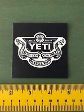 Yeti Sticker Outdoors/skiing