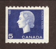 Canada--#409 MNH--Queen Elizabeth II Coil--1962