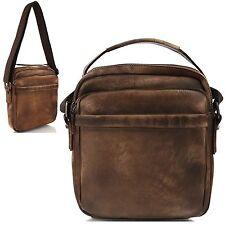 Man Messenger Bag Man Shoulder Bag Man Bag Genuine Cow Leather Bag DMB5084 Camel