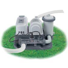Intex Chlorinator + 4500 L/H Pumpe Salzwassersystem 28674