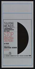 L130: Stop Making Sense, Talking Heads, Music, Concert