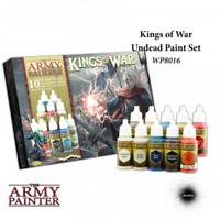 Mantic Games - Kings of War Army Painter Warpaints - Undead Paint Set - KoW New!