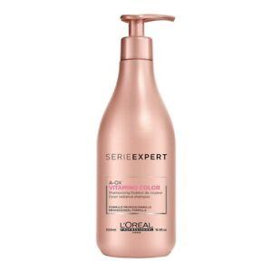 Shampooing Cheveux colorés VITAMINO COLOR 500ml L'Oréal Professionnel