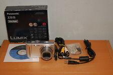 Panasonic LUMIX DMC-ZS5 / DMC-TZ8 12.1MP Digital Camera - Silver (dead pixels)