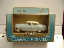 1952 Cadillac 1:43 scale Die-Cast / 1990 ERTL  New in box