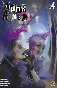 Punk Mambo Comic 4 Cover C Variant Cris Delara First Print 2019 Cullen Bunn .